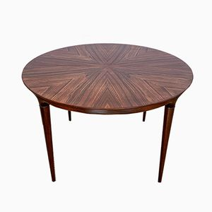 Cortina Extending Rosewood Table by Svante Skogh for Säffle Möbelfabrik, 1960s
