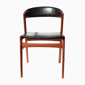 Danish Modern Dining Chairs by Kai Kristiansen for Jorg Stole, 1962