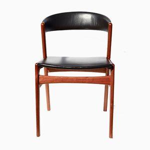 Moderne dänische Esszimmerstühle von Kai Kristiansen für Jorg Stole, 1962