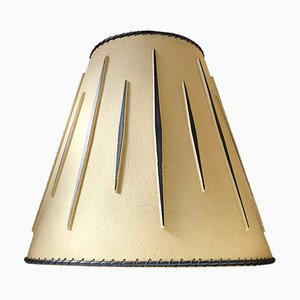 Lámpara colgante danesa de polietileno, años 50