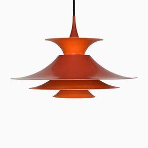 Vintage Danish Radius 1 Pendant Lamp by Erik Balslev for Fog & Mørup