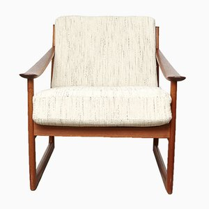 FD130 Easy Chair by Peter Hvidt & Orla Mølgaard-Nielsen for France & Søn, 1960s