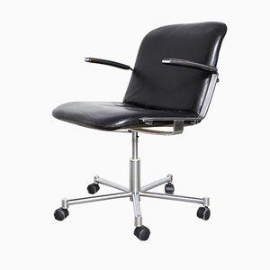 Chaise de Bureau Pivotante par Preben Fabricius & Jørgen Kastholm pour Arnold Exclusiv, 1960s