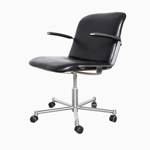 Swivel Desk Chair by Preben Fabricius & Jørgen Kastholm for Arnold Exclusiv, 1960s