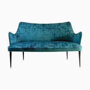 Mid-Century Sofa von Osvaldo Borsani, 1950er
