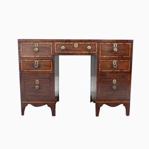 Kleiner antiker Schreibtisch aus Mahagoni