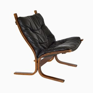 Vintage Siesta Chair by Ingmar Relling for Westnofa, 1968