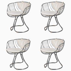 Pan Am Sessel, 1960er, 4er Set