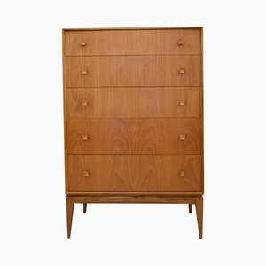Danish Teak Chest of Drawers from McIntosh, 1960s
