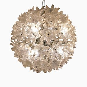 Lámpara de araña Sputnik Mid-Century de Paolo Venini para VeArt