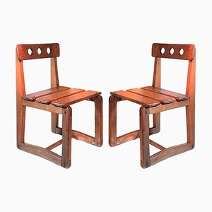 Norwegian Children's Chairs by Bernt Heiberg, 1940s, Set of 2