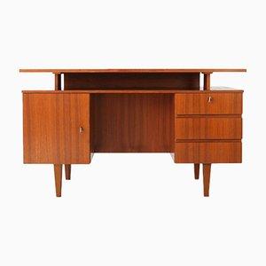 Mid-Century Schreibtisch aus Teak, 1960er