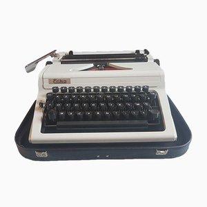 Vintage Erika 100 Schreibmaschine von Robotron