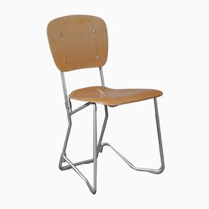 Aluflex Stuhl von Armin Wirth für Zollinger Sohre, 1950er