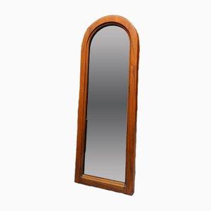 Espejo de iglesia de caoba, años 20