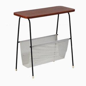 Tavolino con portariviste, anni '60