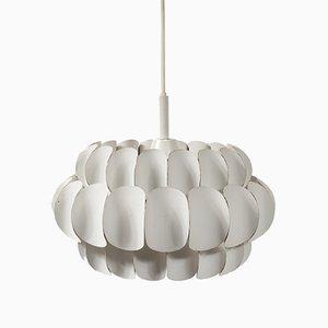 Schwedische Deckenlampe, 1960er