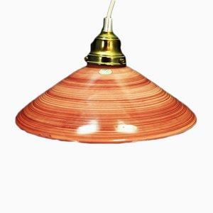 Lampe à Suspension Vintage de Søholm, Danemark, 1970s