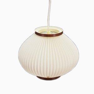 Lámpara colgante danesa, años 70