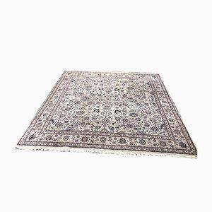 Vintage Teppich aus Wolle & Baumwolle