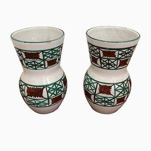 Vases en Céramique par Robert Picault, 1960s, Set de 2