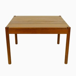 Tavolino in teak di Magnus Olesen, Danimarca, anni '60