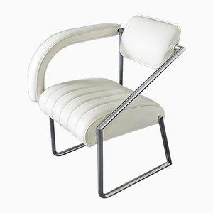 Non-konformistischer Armlehnstuhl von Eileen Gray für Vereinigte Werkstätten Munich, 1970er