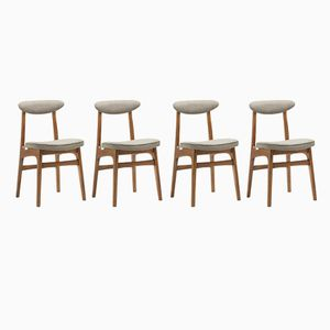 Type 200-190 chairs by Rajmund Teofil Hałas, 1962, Set of 4