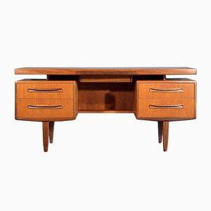Dänischer Mid-Century Schreibtisch aus Teak von Kofod Larsen für G-Plan, 1960er