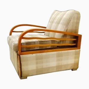 Ausklappbarer Vintage Sessel
