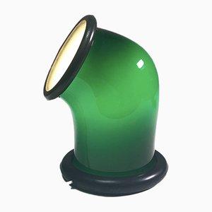 Lampada da tavolo Epoke 1 vintage in vetro di Michael Bang per Holmegaard, 1976