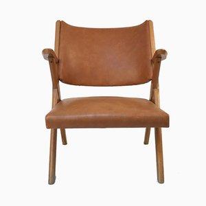 Moderner Mid-Century Sessel von Dal Vera