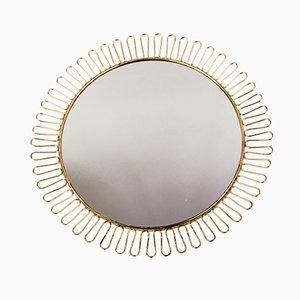 Vintage Austrian Wall Mirror, 1960s