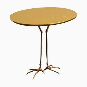 Tavolino da caffè Traccia di Méret Oppenheim per Cassina, 1972