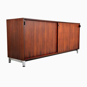 Credenza in palissandro di Florence Knoll Bassett, anni '60