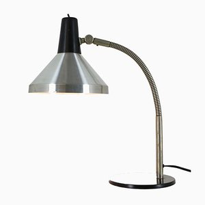 Lampe de Bureau en Aluminium de Hala Zeist, 1960s