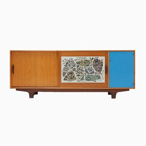 Modernistisches Sideboard, 1950er