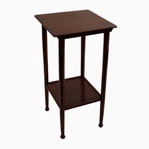 Antique Art Nouveau Side Table