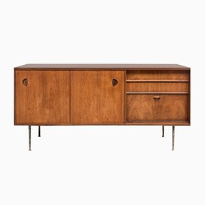 Large Danish Teak Sideboard by William Watting for Fristho, 1960s