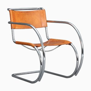 MR20 Cantilever Armchair by Mies van der Rohe for Thonet, 1980s