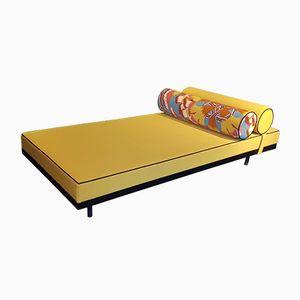 Sofá cama francés de Simmons, años 50