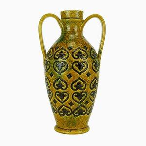 Vaso Mid-Century di Aldo Londi per Bitossi, anni '60