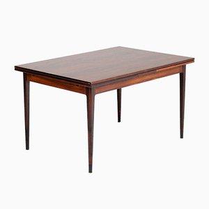 Table Extensible Moderne Mid-Century en Palissandre par Niels Otto Møller pour J.L. Møllers, 1954