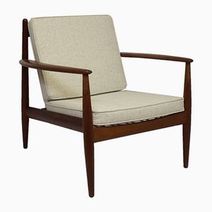 Scandinavian Easy Chair by Grete Jalk, 1960s