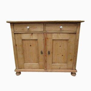 Vintage Danish Pine Cabinet