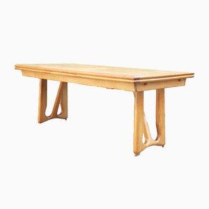 Tavolo da pranzo di Guillerme et Chambron per Votre Maison, anni '60