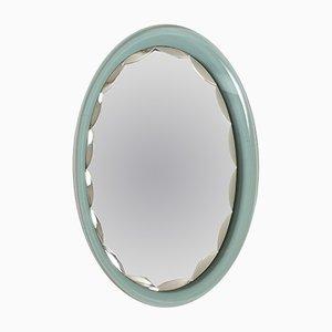 Italian Scalloped Mirror, 1960s