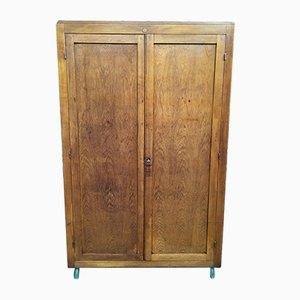 Vintage Holzschrank von Delagrave