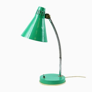 Vintage Gooseneck Table Lamp, 1970s