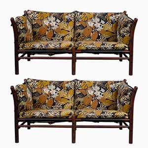 Vintage Ilona Sofas by Arne Norell, 1960s, Set of 2
